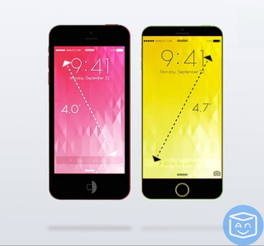 iphone7c比苹果6更漂亮!无边框+a8